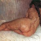 Female Nude by Van Gogh - A3 Poster