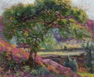 Landscape with Trees, 1905 - A3 Poster