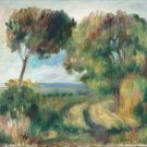 Breton Landscape - Trees and Moor, 1892 - A3 Poster