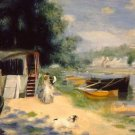 View of Bougival, 1873 - Poster (24x32IN)