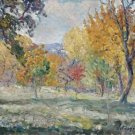 Landscape with Trees, 1907 - 24x18 IN Poster