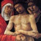 Pieta [3] by Bellini - Poster (24x32IN)