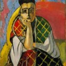 Henri Matisse - Woman with a Veil - 24x18 IN Poster