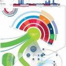 Vinteja charts of - Milan Administration - A3 Paper Print