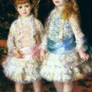Pink and Blue, 1881 - A3 Poster