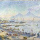 The Bay of Naples (Morning), 1881 - 24x18 IN Canvas