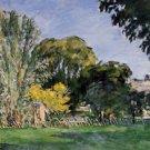 The Trees of Jas de Bouffan, 1875-76 - 24x18 IN Poster