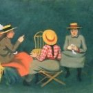 The women by Felix Vallotton - A3 Poster