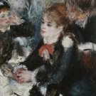 At the Milliner's, 1878 (detail) - A3 Poster