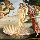Birth of Venus by Botticelli - 24x18 IN Canvas