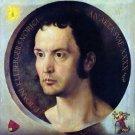 Portrait of Johannes Kleberger by Durer - 24x18 IN Canvas