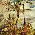 Palms and Oranges by Giovanni Boldini - 24x18 IN Canvas