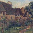 Landscape of Ile-de-France - 24x32 IN Canvas