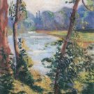 The River of Sedelle, 1900 - 24x18 IN Poster