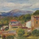 Cagnes Landscape, 1904-10 - 30x40 IN Canvas