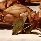 Christ in Emmaus detail fruits and poultry by Caravaggio - A3 Poster
