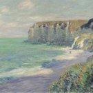 Cliffs of Saint-Jouin, 1907 - 24x32 IN Canvas
