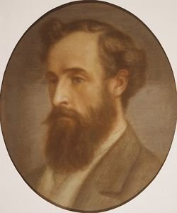 Portrait of Frederick Leyland, 1879 - 24x18 IN Canvas