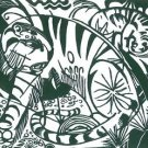 Tiger [2] by Franz Marc - 24x18 IN Poster