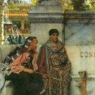 At the time of Constantine by Alma-Tadema - 24x18 IN Canvas