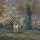 Landscape with House, 1900 - 30x40 IN Canvas
