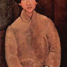 Modigliani - Portrait of Chaiim Soutine [2] - A3 Poster