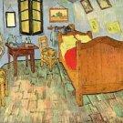 Van Gogh's Bedroom by Van Gogh - A3 Poster