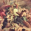 Crucifixion of Christ by Rubens - 24x18 IN Poster