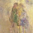 The Visitation, 1905-10 - 30x40 IN Canvas
