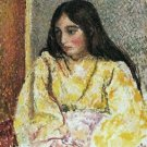 Portrait of Jeanne, 1893 - 30x40 IN Canvas