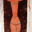 Modigliani - Caryatid [2] - 30x40 IN Canvas