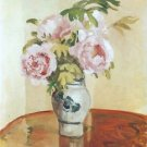 Pink Peonies, 1873 - 30x40 IN Canvas