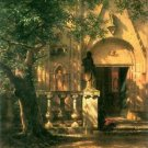 Sunlight and Shadow 2 by Bierstadt - 30x40 IN Canvas
