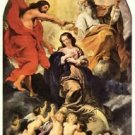 Marie's coronation by Rubens - 24x18 IN Canvas