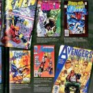 Vinteja charts of - Marvel in the 90s (2) - A3 Paper Print