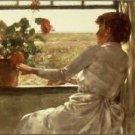 Summer Evening, 1886 - 24x18 IN Canvas
