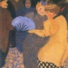 In the music hall by Felix Vallotton - A3 Poster