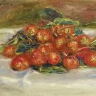 Still Life with Strawberries, 1914 - A3 Poster