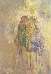 The Visitation, 1905-10 - 24x18 IN Poster