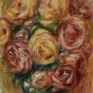 Vase with Roses - A3 Poster