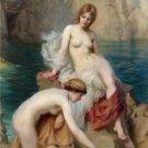 By Summer Seas, 1912 - 24x32 IN Canvas