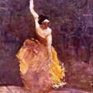The Dancing Girl by Toulouse-Lautrec - A3 Poster