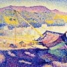 The Blue Boat, 1899 - 30x40 IN Canvas