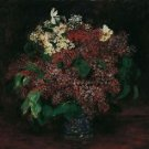 Bouquet of Lilacs, 1875 - 30x40 IN Canvas