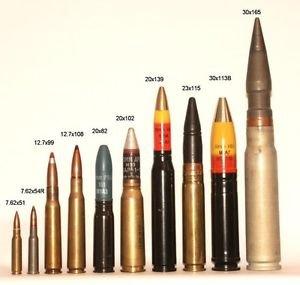 Vinteja charts of - Bullets J - A3 Paper Print