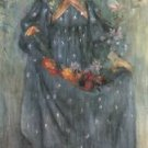 Autumn Flowers 2 by Lovis Corinth - 30x40 IN Canvas
