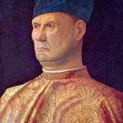 Portrait of a Condotti by Bellini - 30x40 IN Canvas