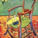 Paul Gauguin's chair by Van Gogh - A3 Poster