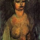 Modigliani - Female nude [2] - Poster (24x32IN)