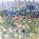 Flower Garden, Isles of Shoals, 1893 - 24x18 IN Poster